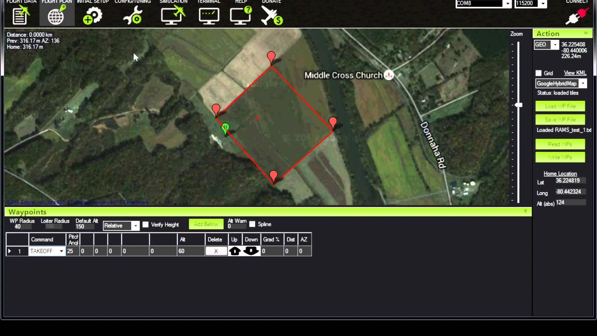 Mission Planner Part 2 - Advanced Flight Planning - YouTube