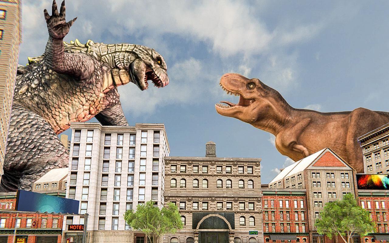 Dinosaur rampage mod apk unlimited everything latest