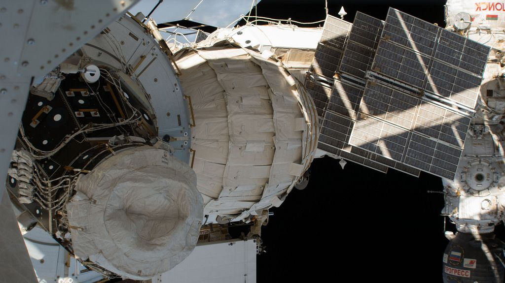 Eric Litvin presents: Space Station's Expandable Habitat