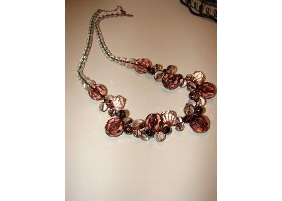 Mark Multifaceted Necklace-Avon $24.99