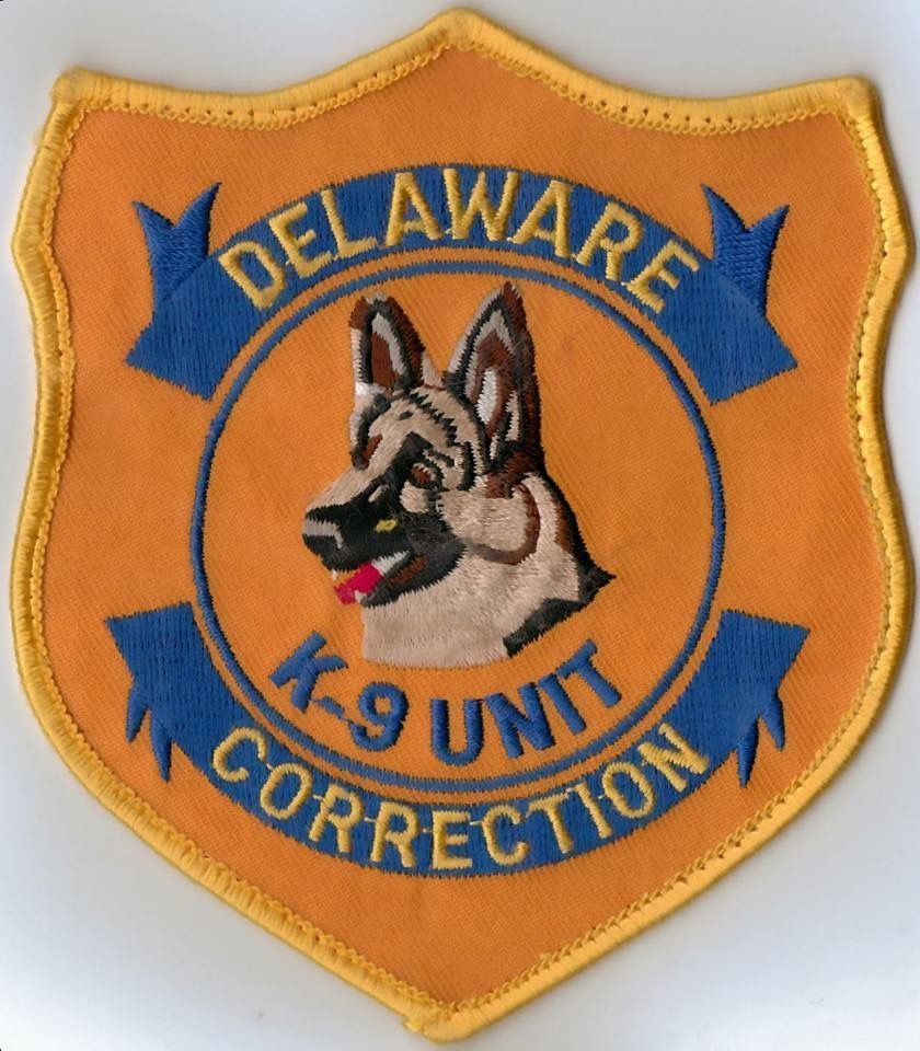 US State of Maryland, Department of Corrections K9 Unit