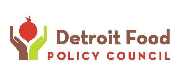 Detroit Food Policy Council Logo Detroit Food Food Policy Creative Portfolio