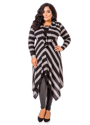 a04dec671f Striped Cowl Neck Sweater Dress