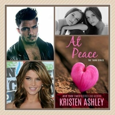 At Peace The Burg 2 By Kristen Ashley