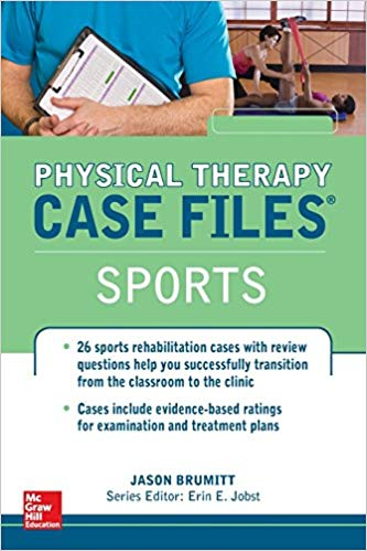 Physical Therapy Case Files Sports (LANGE Case Files), 1st