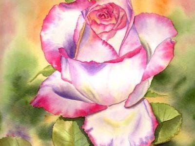 pin von bernd frieder lippmann auf malerei pinterest gemalte blumen blumen und rose. Black Bedroom Furniture Sets. Home Design Ideas