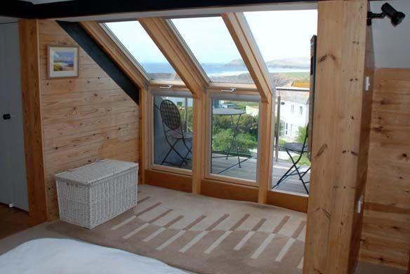 10+ Prodigious Attic Rooms Curtains Ideas