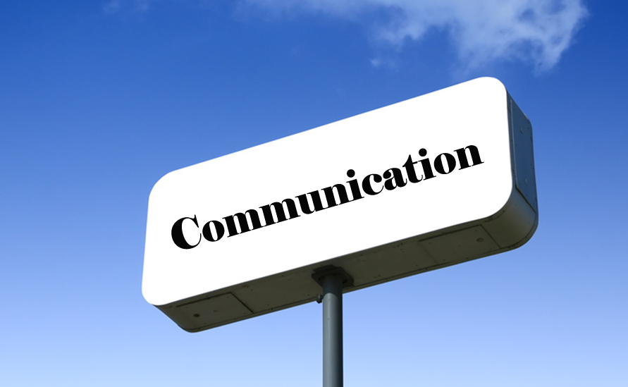 Communication tips for person branding