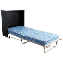 armoire lit d appoint escamotable