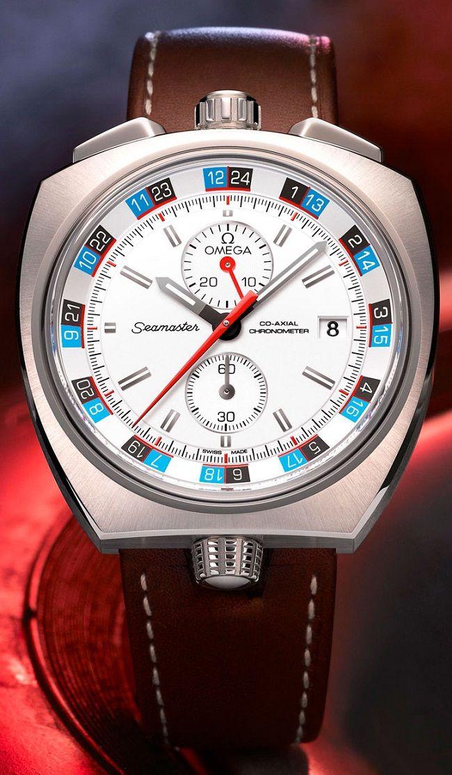 Omega Seamaster Bullhead – Легендарные часы Omega   LuxuriousWatches.ru