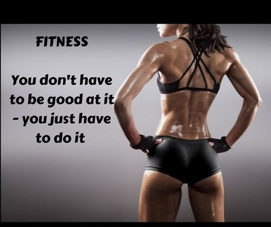 #Health & fitness is not about how good you are at doing it but that you do it e... -  #Health & fit...
