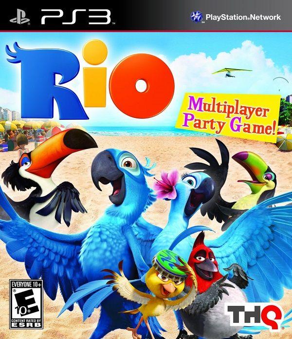 Rio: The Game PS3 indir.