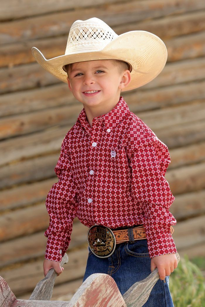 ab9ebf0fd32 Your small cowboys and toddler cowboys will be looking sharp in ...