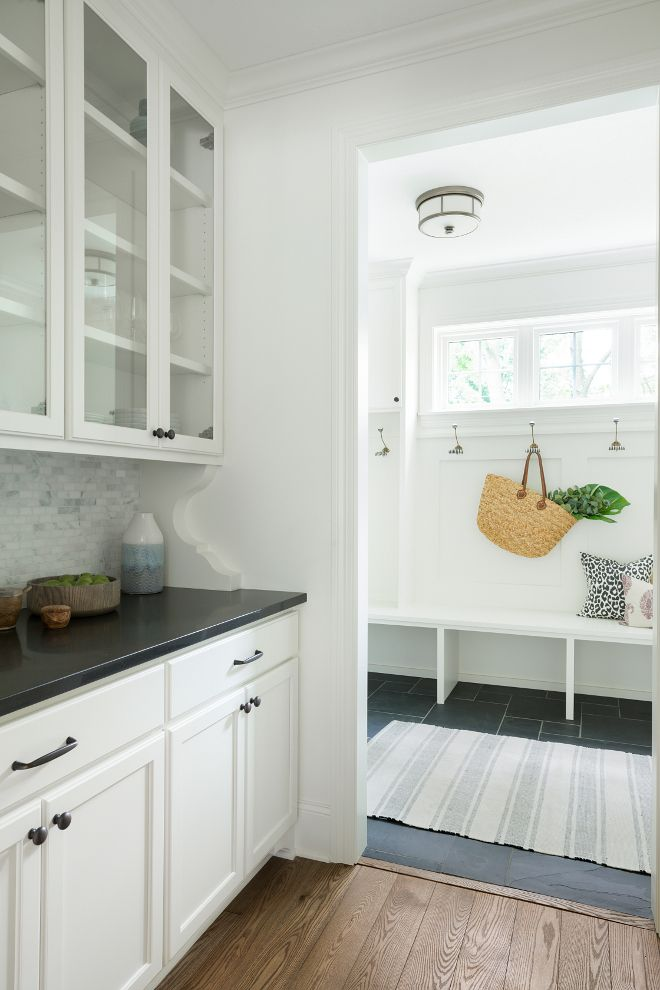 Open Concept Family Home Design Ideas Butler S Pantry Leads To A Mudroom Kitchen Remodel Small Pantry Layout Kitchen Remodel
