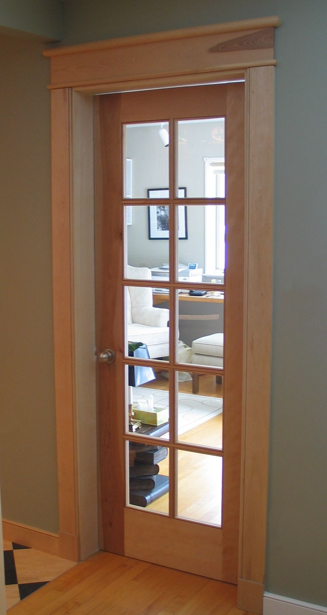 Interior French Doors Canada Photo  Door Design