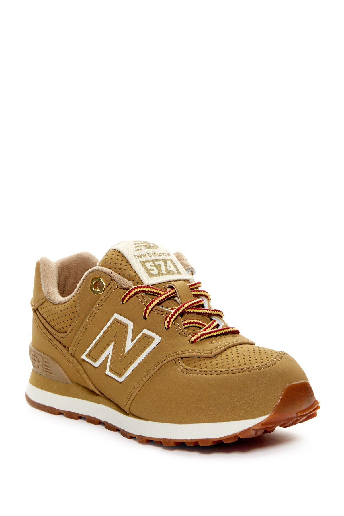 Heritage Wide Sneaker 574 Availabletoddleramp; Width Little Sport v8OwmyPNn0