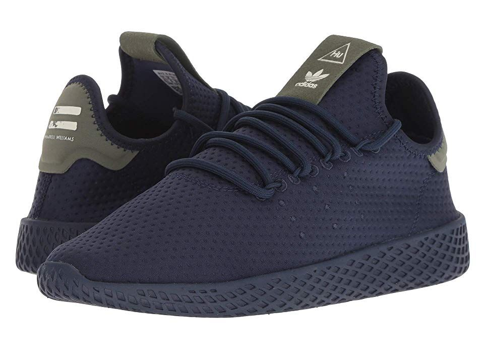 adidas Pharrell Williams Tennis HU dark bluewhite