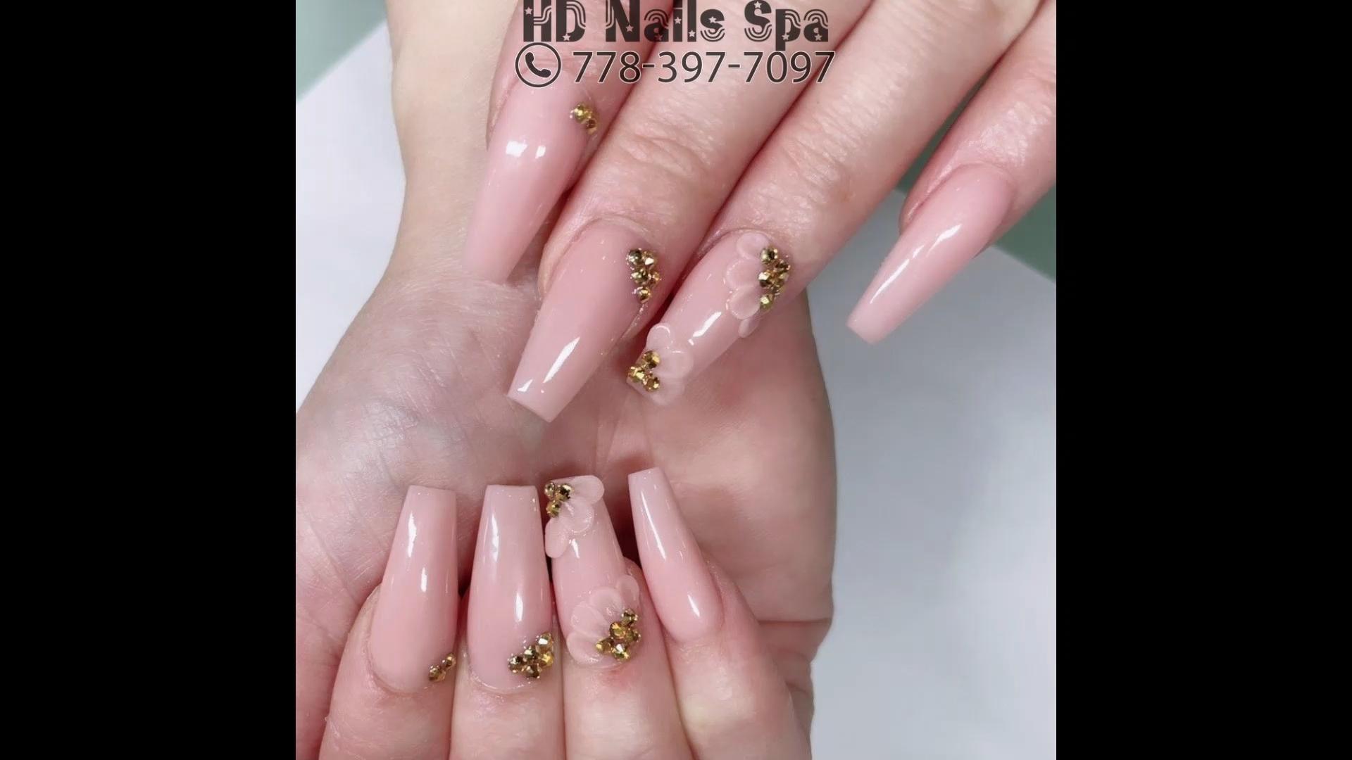 Nail Salon New Westminster Hd Nail Spa New Westminster Bc V3m 5x2 Video Nails Gel Nails Nail Colors