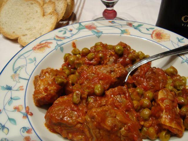 La buona cucina di katty Spezzatino di vitello  MY Secondi di carne  Pinterest