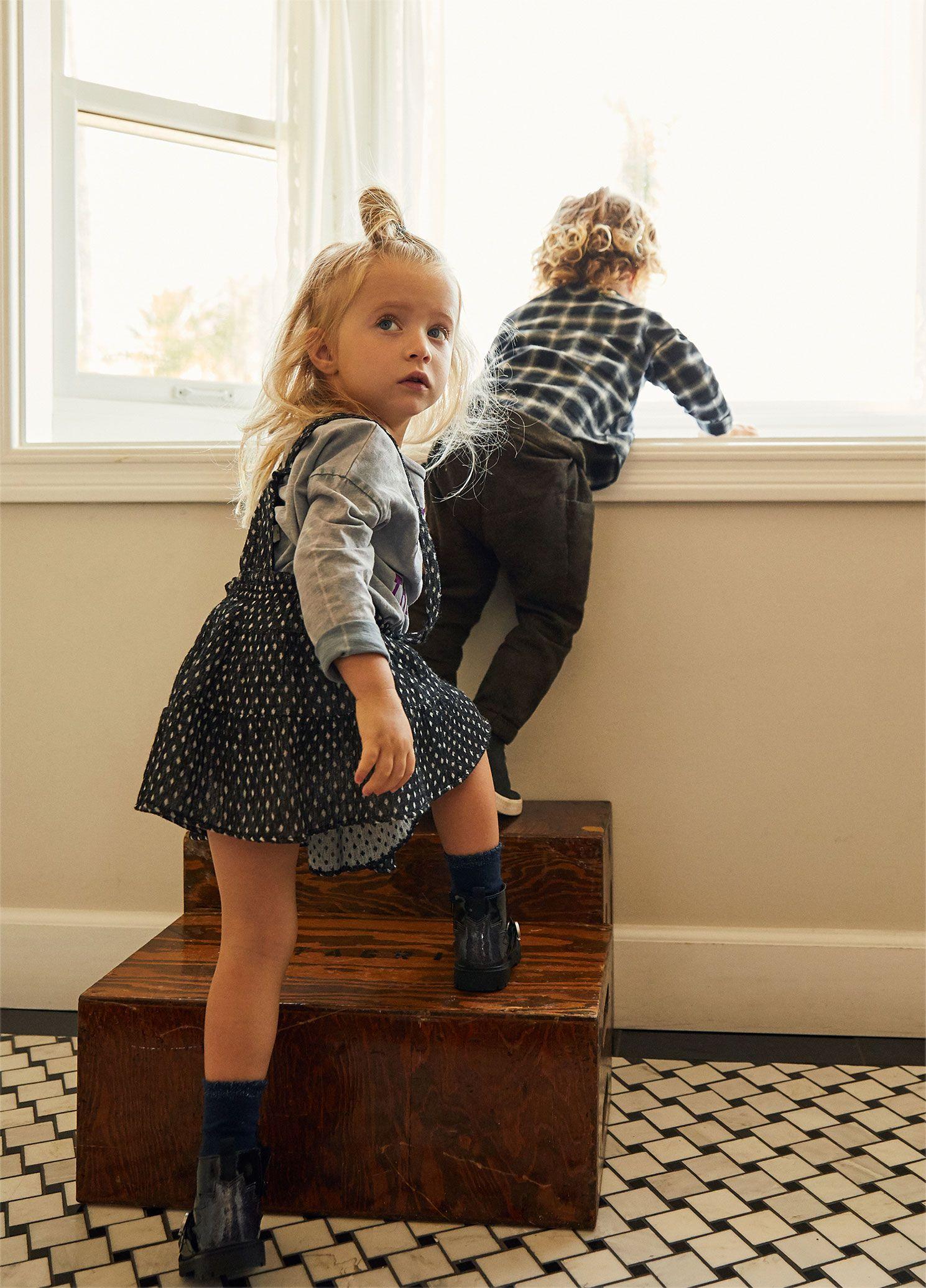 0d5c953c2a AUTUMN VIBES | BABY-KIDS-EDITORIALS | ZARA Canada | Baby girl | Kids ...