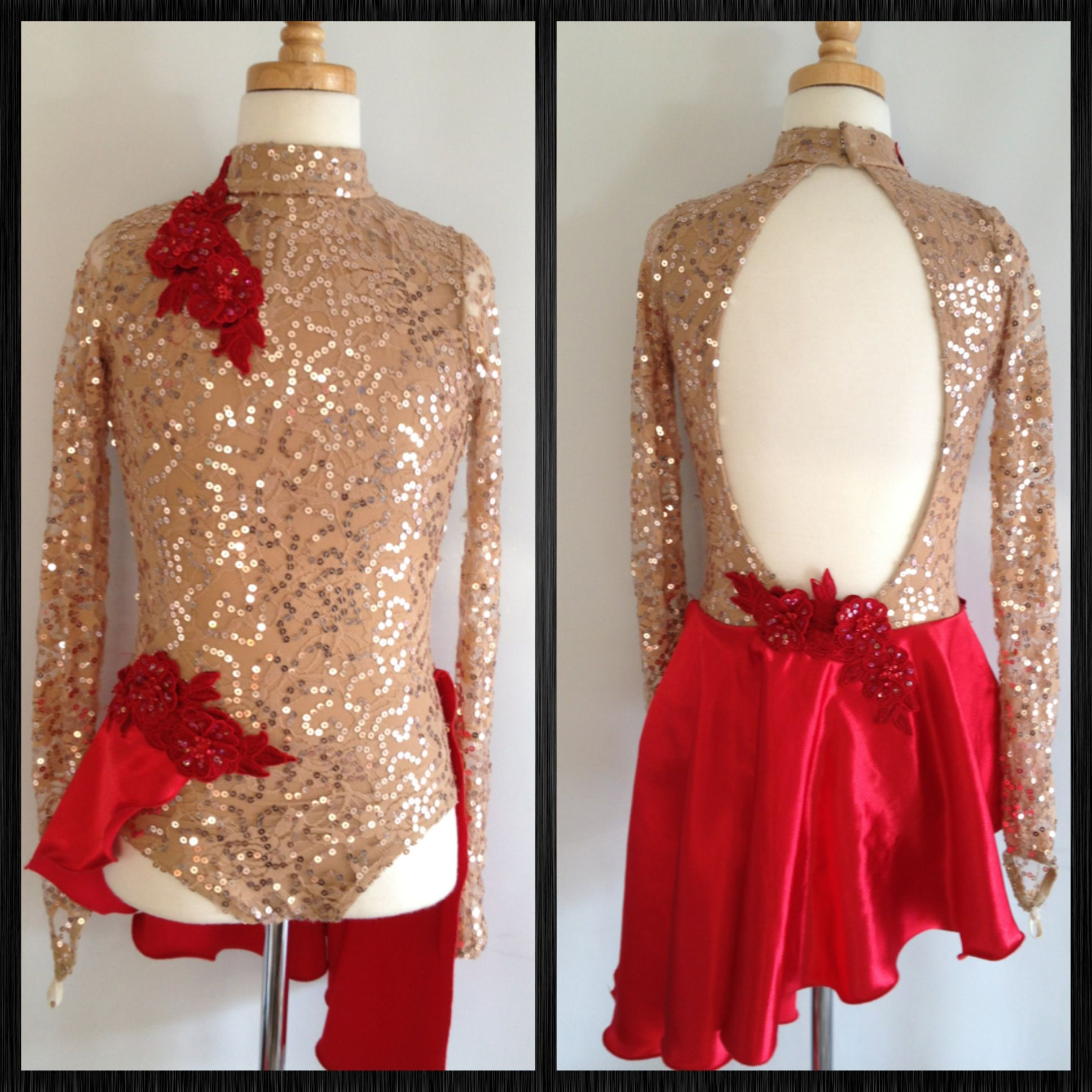 Competition Dance Costume resale https//www