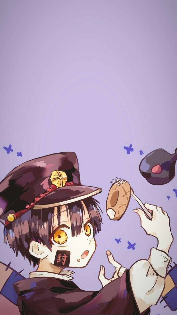 Jibaku Shounen Hanako Kun Wallpaper Animeangel Animecosplay Animefanart Animeprofilepicture Hanako J In 2020 Cute Anime Wallpaper Anime Boy Anime Wallpaper