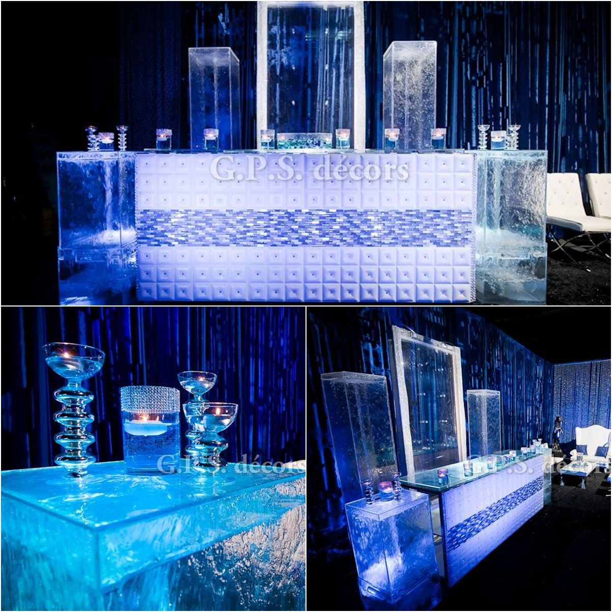 Afternoon Wedding Reception Ideas: Wedding Trends 2013 : Customized Water Bar. Let Your