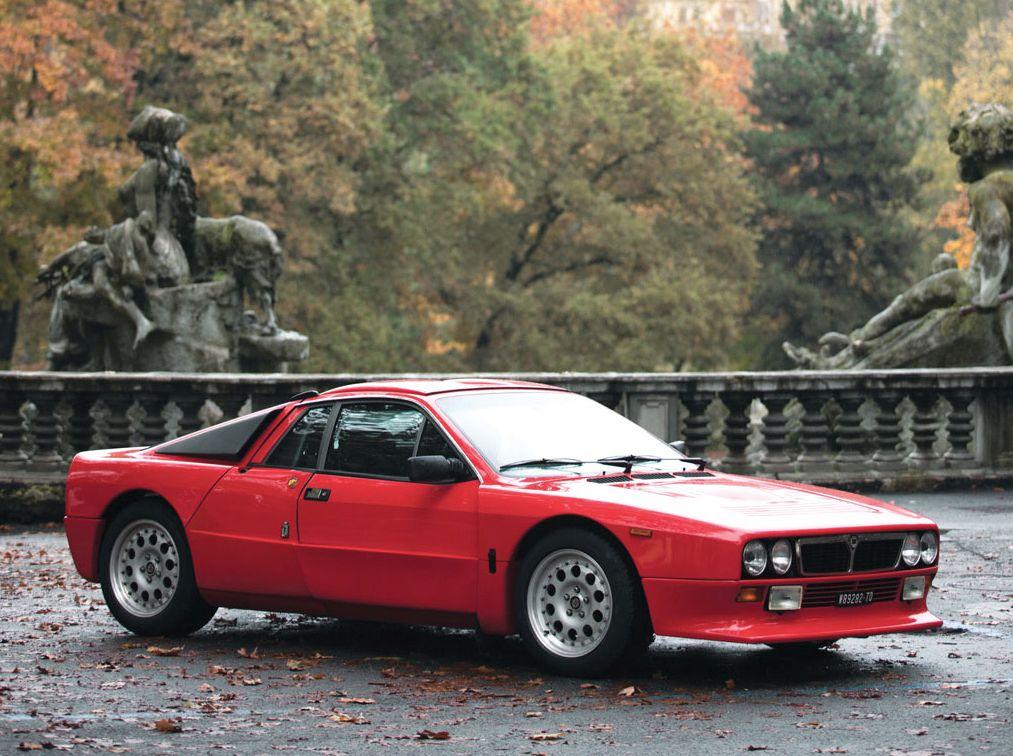 Legend Cars  U2013 Lancia 037 Stradale  1982