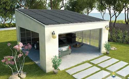 Solar powered carport idea | Patio/Porch Decor | Pinterest | Carport ...