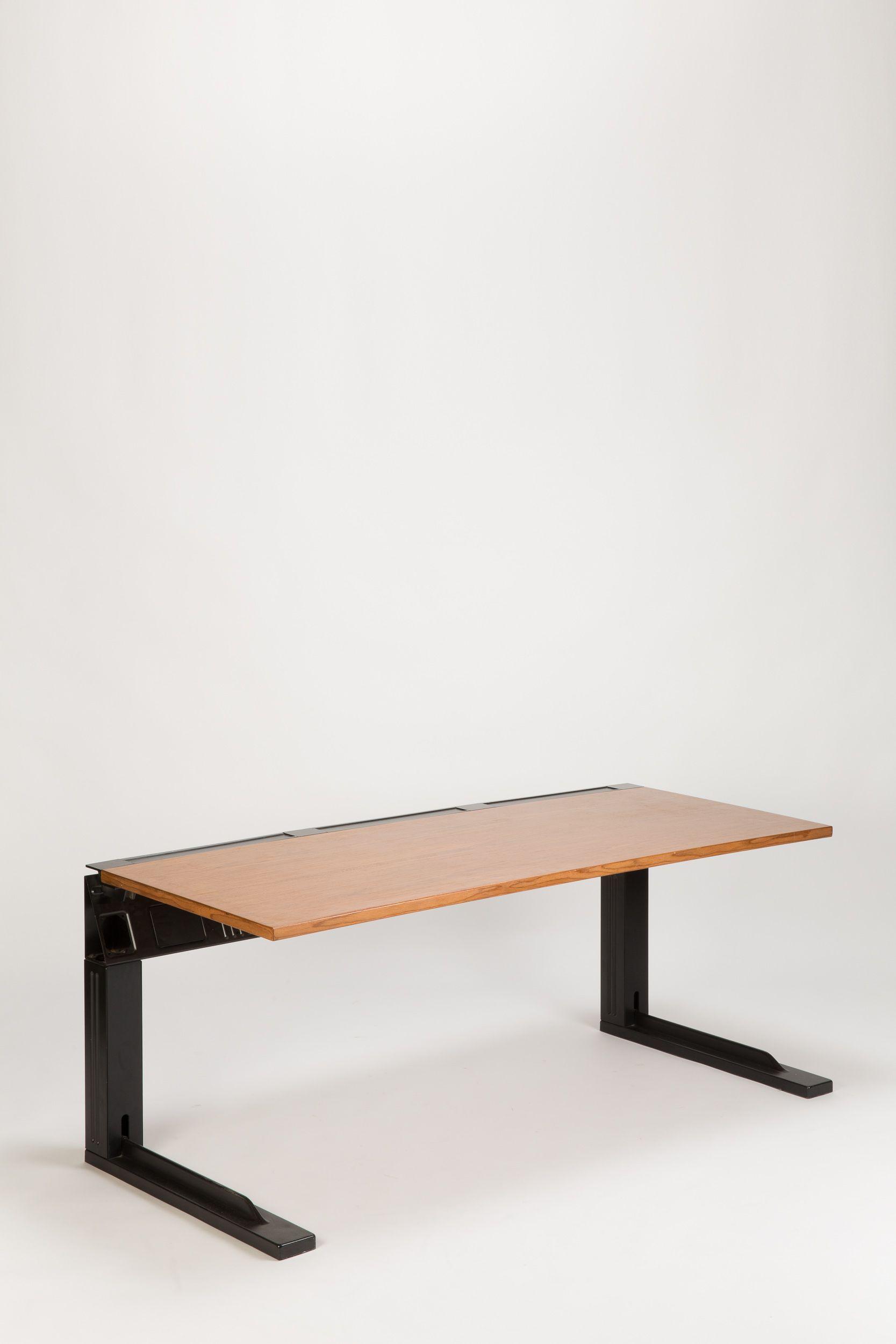 Richard Sapper Desk Nine To Five Chaise Fauteuil Mobilier Chaise