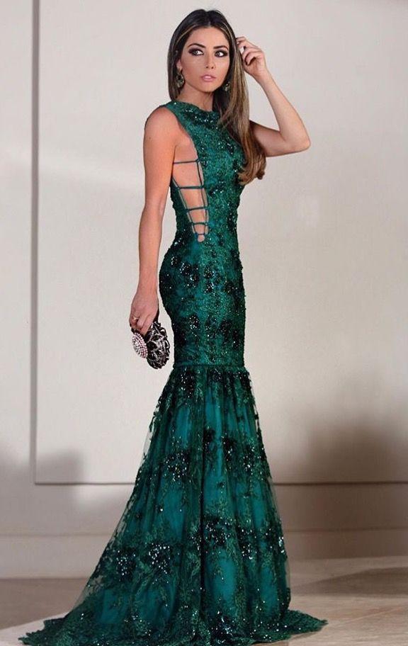 Lindo esse detalhee | breunett | Pinterest | Prom, Gowns and Formal
