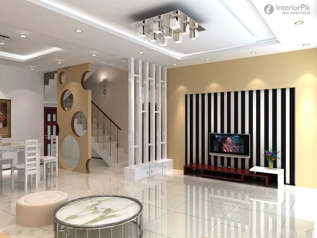 Creative Room Divider Ideas Creative White Interior Architectural Structure For Modern