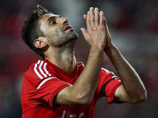 Sports And More Portugal Ligazonsagres Slbenfica Jonas 31 Yrs O Jonas 3 1 Football