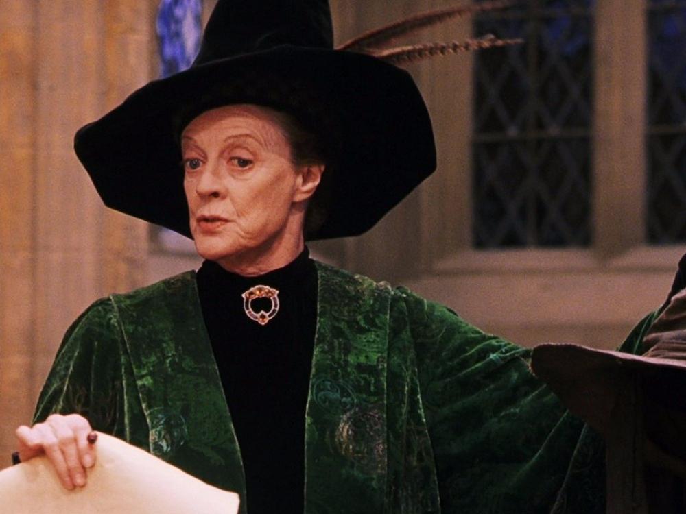 24 Transfigured Facts About Professor Minerva Mcgonagall Harry Potter Professors Hogwarts Professors Harry Potter Characters