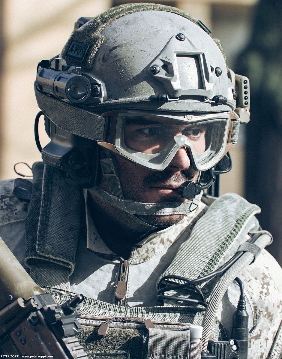 DEVGRU by Peter Zoppi | Realistic | 3D | CGSociety