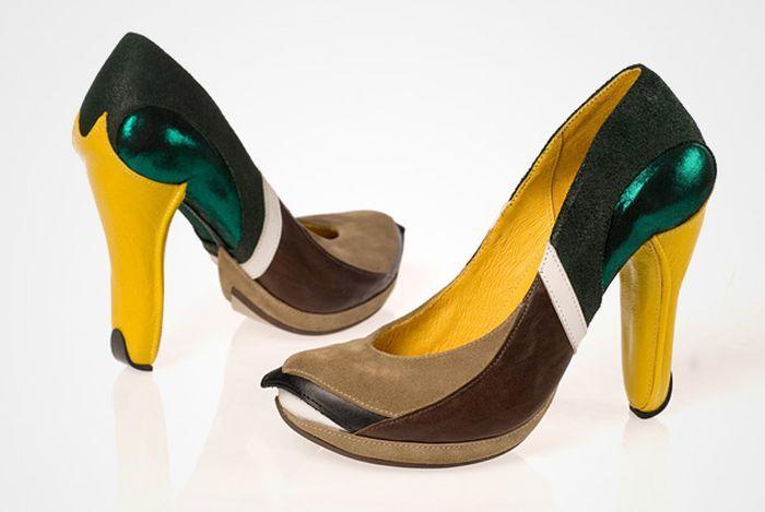 Kobi Levi's extreme high heel designs