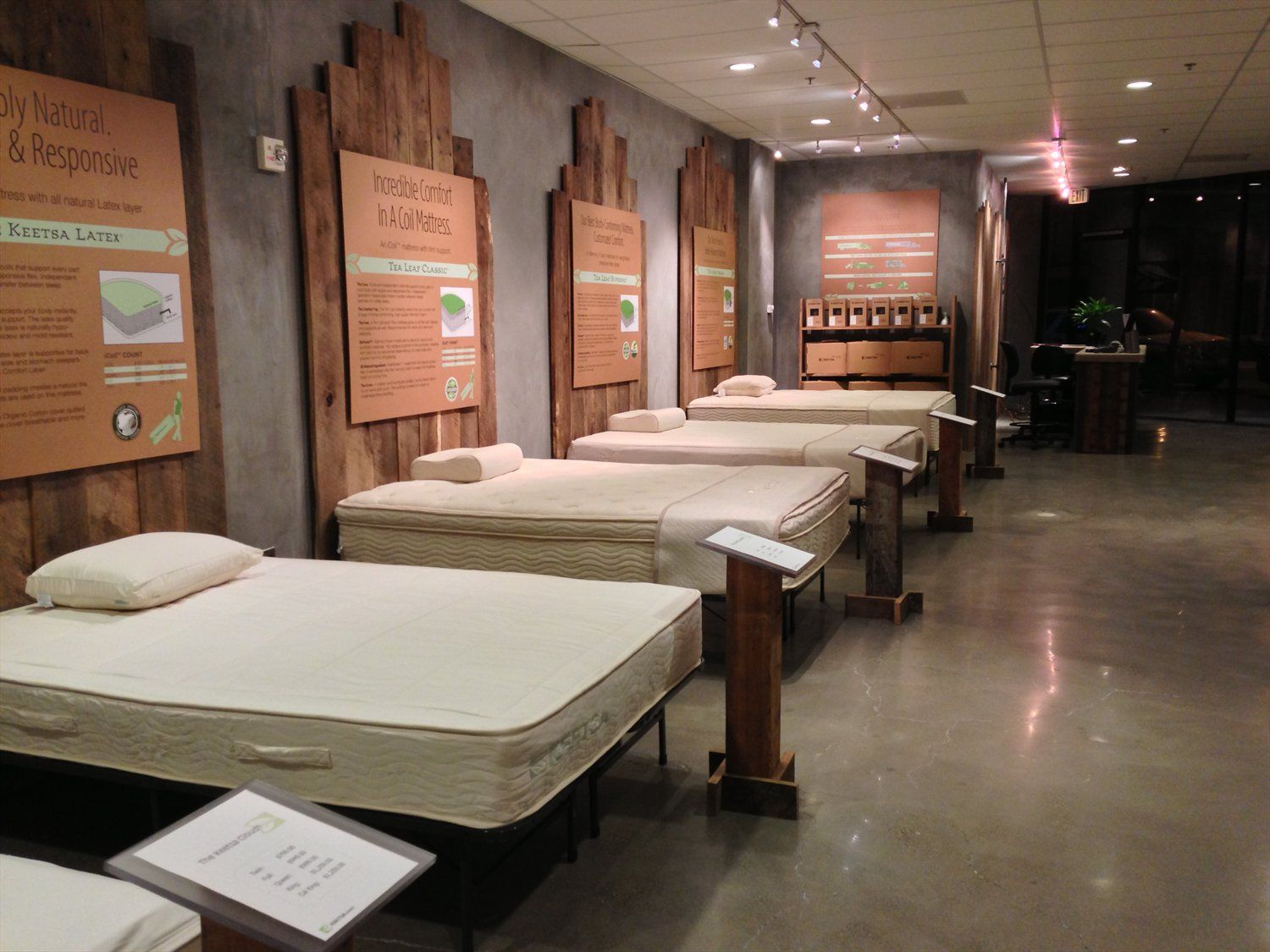 Keetsa Eco Friendly Mattresses In The Bay Area Area On The Bay