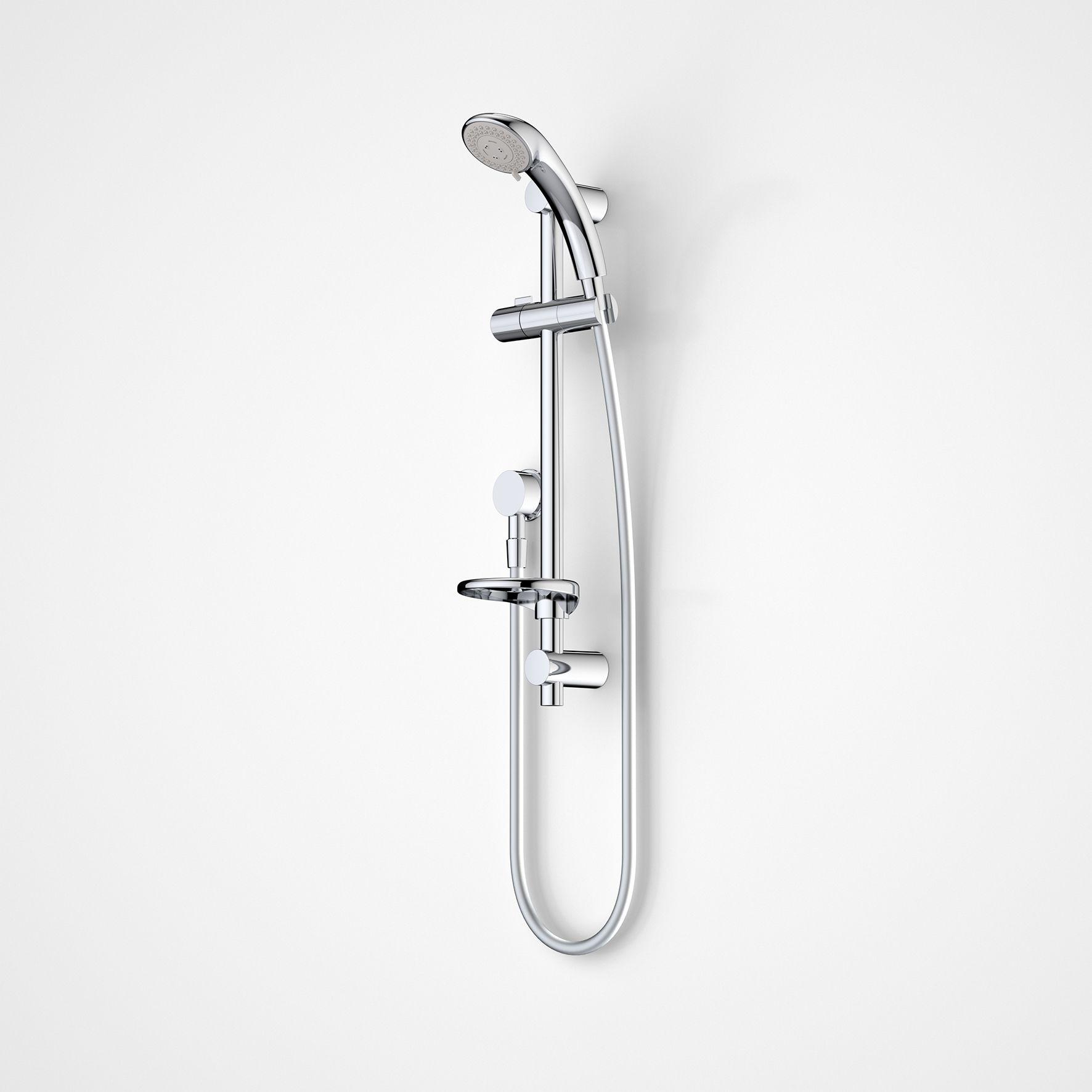 Dorf Viridian Rail Shower #dorf #shower #bathroominspo http://www ...