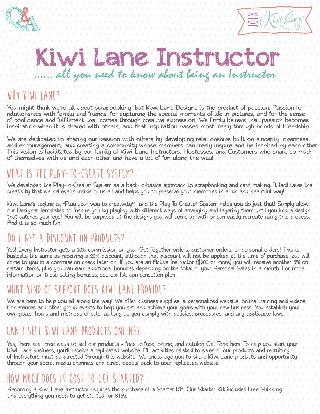Kiwi Lane Instructor All You Need To Know About Being An