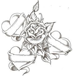 Broken Heart With Wings Tattoo Hearts And Rose By Thelob On Deviantart Free Download Tattoos With Kids Names Heart Coloring Pages Cool Coloring Pages