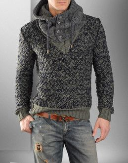 Cool lookin sweater for fall/winter 13 | Mens Fashion | Pinterest ...