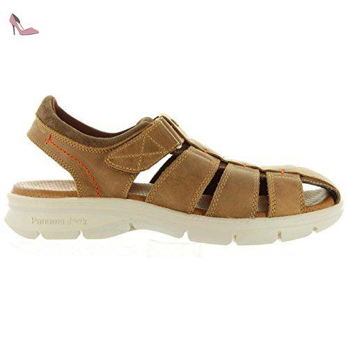38aeb0d2d2ed9f Sandales pour Homme PANAMA JACK SHERPA MINK C1 NAPA GRASS VISON Taille 41 -  Chaussures panama