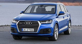 Awesome Audi 2017. Awesome Audi 2017: blogmotorzone: Nuevo Audi Q7 2015. Car24 - World Bayers Check...  Cars 2017