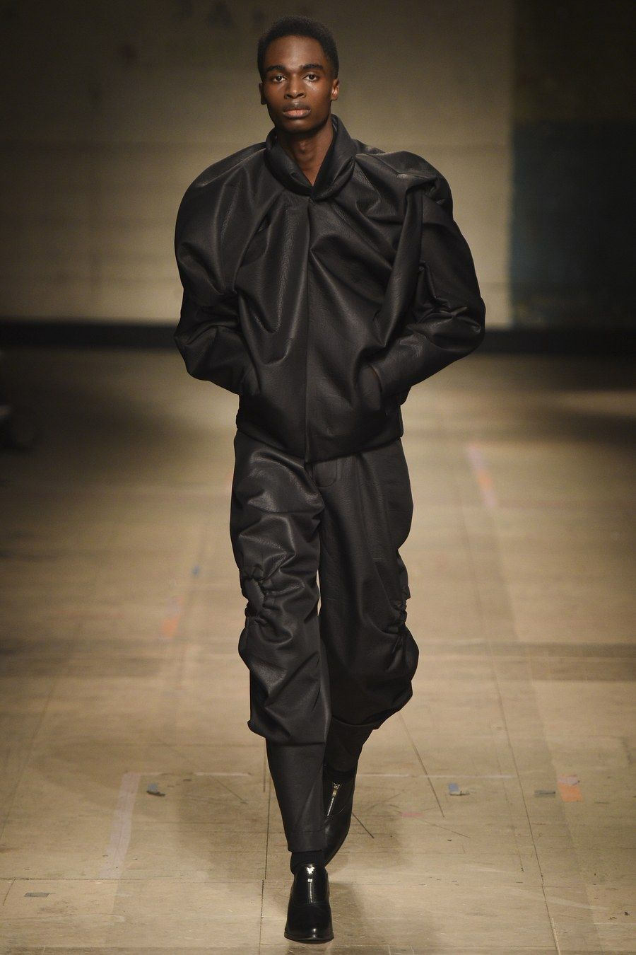 @Man #fall17 #menswear #runway #fashion #london