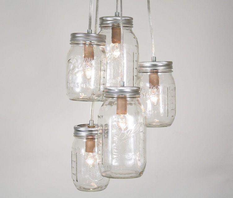 Mason Jar Chandelier From Worleys Lighting And Bourbon Booots Jar Chandelier Mason Jar Chandelier Mason Jars