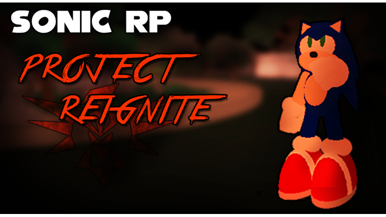 Sonic RP: Project Reignite v 0 9 93 - ROBLOX | Tiny baby ideas