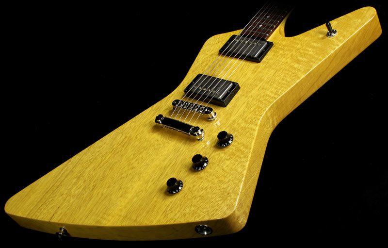 2007 Hamer Custom Shop Standard Korina Electric Guitar