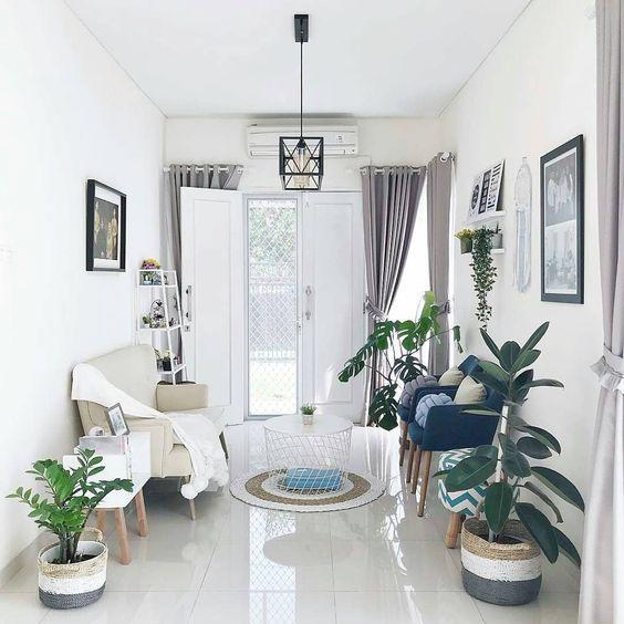 15 Desain Ruang Tamu Mewah Minimalis Eio Personal