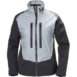 Helly Hansen Woherr Aegir H2flow Sailing Winterjacke Grey M #datenightoutfit