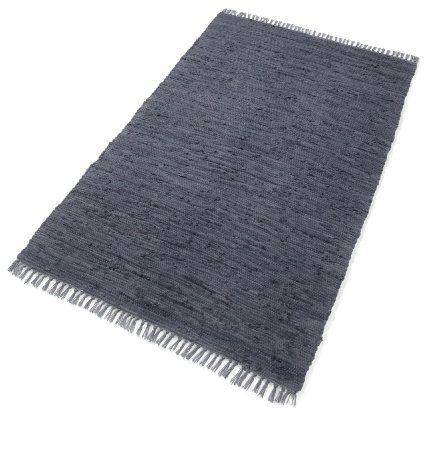 PuRo Lifestyle HWT-107019-160 Teppich, 100 Baumwolle, 160 x 230 - teppich für küche